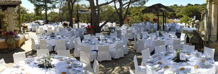Fincas de bodas en Madrid Sur