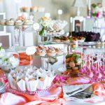 mesa de candy bar